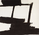 Black and Green 1959 - Franz Kline