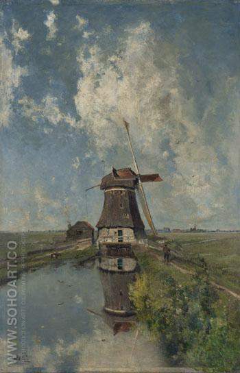 In the Month of July - Paul Gabriel reproduction oil painting