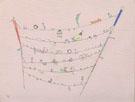 Little Accents 1940 - Wassily Kandinsky