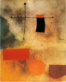 Abstract c1935 - Joan Miro