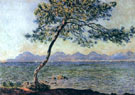 At Cap d'Antibes 1888 - Claude Monet