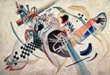 In White 1920 - Wassily Kandinsky