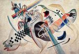 In White 1920 - Wassily Kandinsky