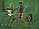 Green Still Life 1914 - Pablo Picasso