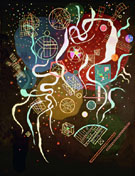 Movement 1 - Wassily Kandinsky