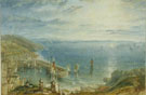 Torbay from Brixham c1816 - Joseph Mallord William Turner