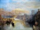 Ancient Rome Agrippina Landing 1839 - Joseph Mallord William Turner
