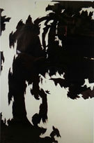 1947 H No 1 - Clyfford Still reproduction oil painting