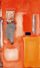 No 19 1949 - Mark Rothko reproduction oil painting
