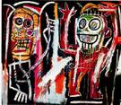 Dustheads c1982 - Jean-Michel-Basquiat