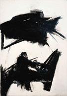 Black Sienna - Franz Kline