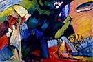 Improvisation 4 1909 - Wassily Kandinsky