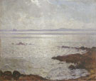 Shimmering sea 1908 - Frank Weston Benson