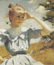 Eleanor 1901 - Frank Weston Benson