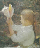 Child with a shell 1902 - Frank Weston Benson