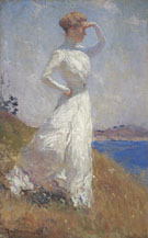 Sunlight 1909 - Frank Weston Benson
