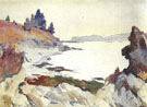 Wooster Cove 1923 - Frank Weston Benson
