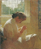 The Sunny Window 1919 - Frank Weston Benson