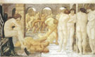 Venus Discordia 1872-73 - Sir Edward Coley Burne-jones