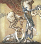 The Perseus Series the Death of Medusa I ca 1882 - Sir Edward Coley Burne-jones