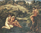 The Garden of Pan 1876-87 - Sir Edward Coley Burne-jones