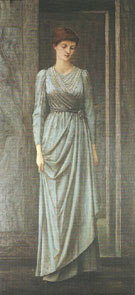 Lady Windsor 1893-95 - Sir Edward Coley Burne-jones