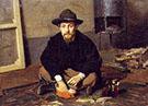 Diego Martelli 1865 - Giovanni Boldini