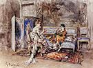 The Conversation 1870 - Giovanni Boldini