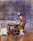 The Letter 1873 - Giovanni Boldini
