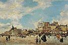 Place Clichy 1874 - Giovanni Boldini