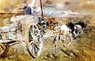 The Dump at the Door of Asier 1887 - Giovanni Boldini reproduction oil painting