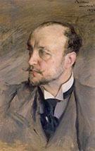 Self Portrait 1892 - Giovanni Boldini reproduction oil painting