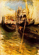 San-Marco in Venice 1895 - Giovanni Boldini reproduction oil painting