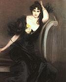 Lady Colin Campbell 1897 - Giovanni Boldini