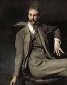 Portrait of the Artist Lawrence Alexander Harrison 1902 - Giovanni Boldini