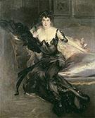 Portrait of a Lady Mrs Lionel Phillips 1903 - Giovanni Boldini