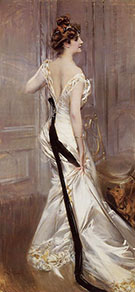 The Black Sash 1905 - Giovanni Boldini