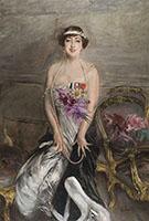 Madame Michelham 1913 - Giovanni Boldini