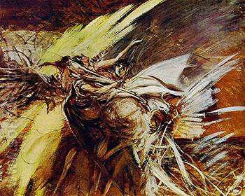 Angels - Giovanni Boldini reproduction oil painting