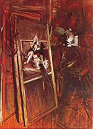 Inside the Studio of the Painter with Errazuriz Damsel - Giovanni Boldini
