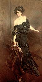 Mademoiselle de Nemidoff - Giovanni Boldini