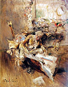 The Art Connoisseur - Giovanni Boldini