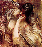 The Bouse of Voile - Giovanni Boldini reproduction oil painting