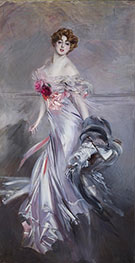 Ritratto di Martha Regnier - Giovanni Boldini