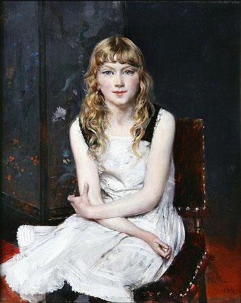 Irene Catlin - Giovanni Boldini reproduction oil painting