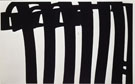 Black & White Lines 1 - Pierre Soulages