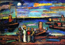 Christ of the Fisherman - George Rouault reproduction oil painting