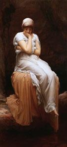 Solitude c1880 - Frederick Lord Leighton