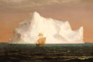 The Iceberg 1891 - Frederic E Church