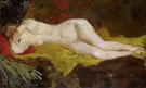 Anne Reclining Nude 1888 - George Hendrik Breitner